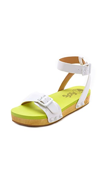 Flogg Noelle Flat Sandals