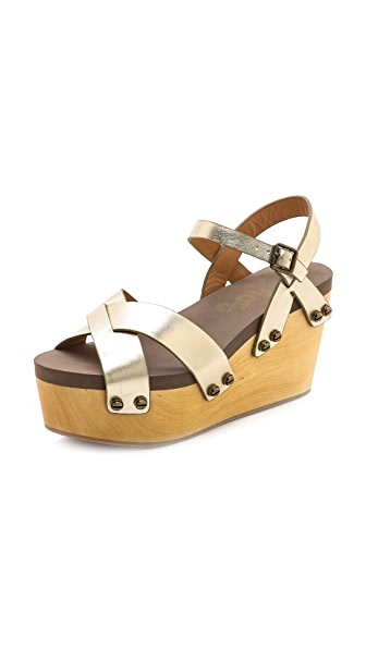 Flogg Piper Wedge Sandals