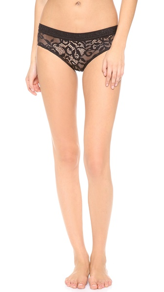 For Love & Lemons Lil' Kitten Cheeky Panties