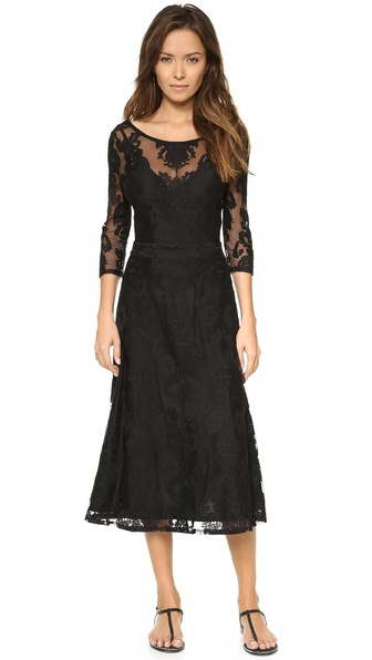 For Love & Lemons San Marcos Maxi Dress