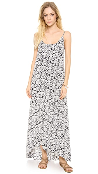 Flynn Skye Scoop Back Maxi Dress