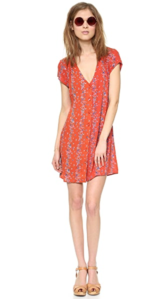 Flynn Skye Eterie Mini Dress