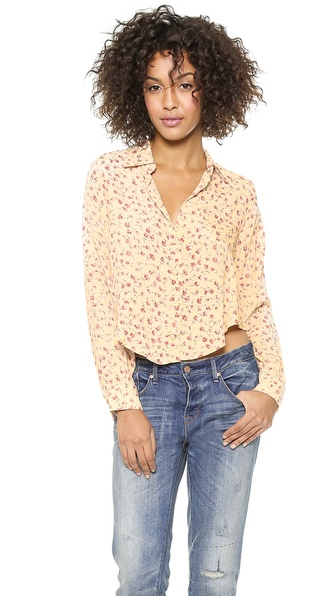 Flynn Skye Blown Away Blouse