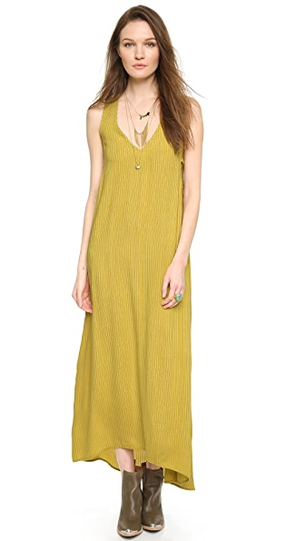 Kupi Flynn Skye haljinu online i raspordaja za kupiti Flynn Skye Day Maxi Dress Desert Stripe online