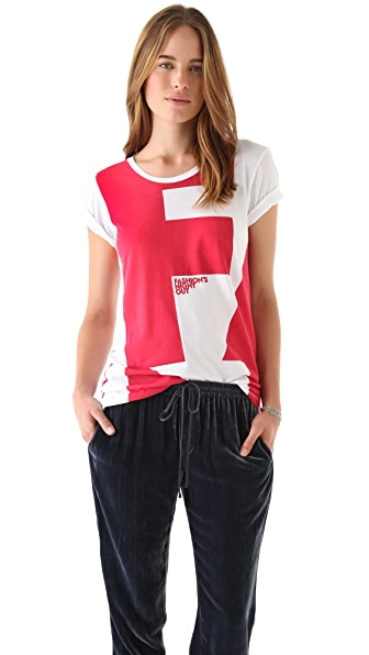 FASHION'S NIGHT OUT Short Sleeve T-Shirt