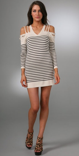 Foley + Corinna Striped Dress