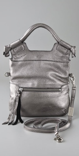 Foley + Corinna Metallic Disco City Bag