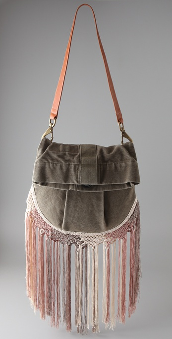 Foley + Corinna Musette Sack Bag