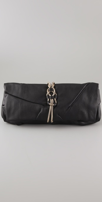 Foley + Corinna Snake Chain Clutch