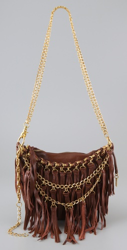 Foley + Corinna Tassel Fringe Cross Body Bag