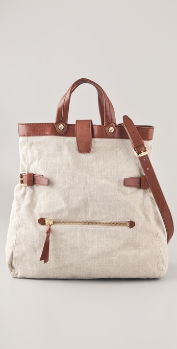 Foley + Corinna Buckled Tote