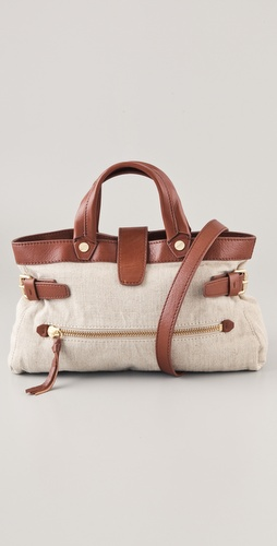 Foley + Corinna Buckled Satchel