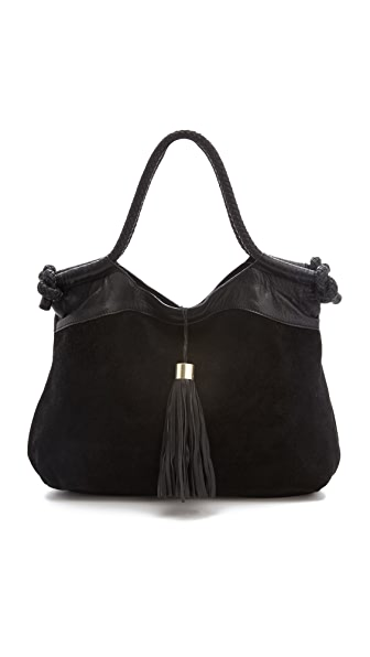 Foley + Corinna Suede City Tote