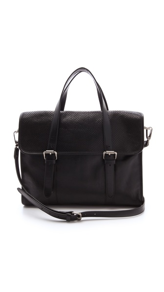 Foley + Corinna Channel Satchel