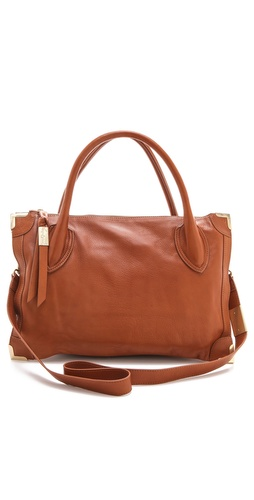 Foley + Corinna Frame Satchel at Shopbop.com