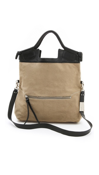 Foley + Corinna Mid City Haircalf Tote