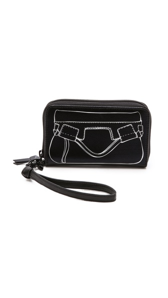 Foley + Corinna City Chatter Tech Pouch