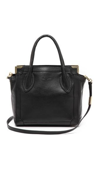 Foley + Corinna Frame Mini Shopper Bag