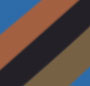 Black/Brown/Blue
