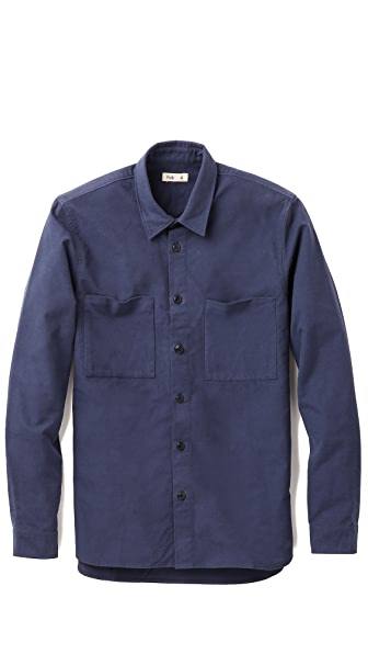Folk Layered Shirt