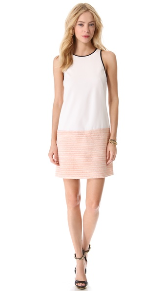 Sleeveless Shift Dress :  shift style summer dress