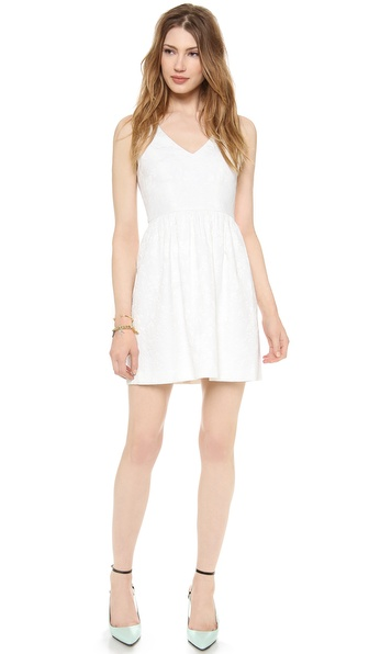 4.collective Sleeveless V Neck Dress