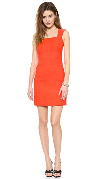 4.collective Square Neck Dress