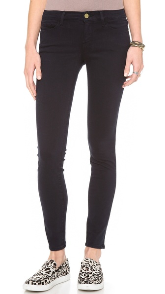 FRAME Denim Le Color Skinny Jeans
