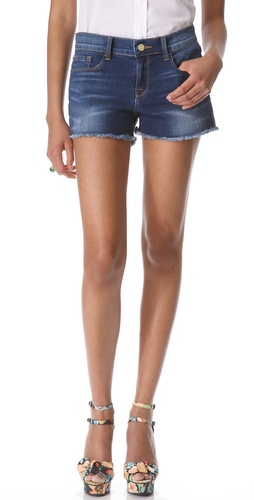 FRAME Denim Le Cutoff Denim Shorts