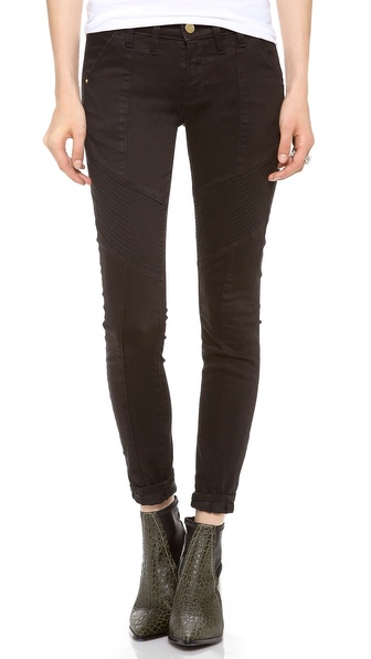 FRAME Denim Le Skinny Biker Pants