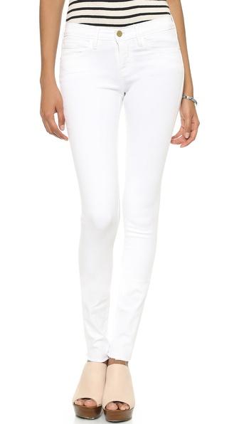 FRAME Forever Karlie Skinny Jeans