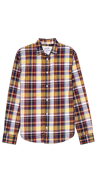 Frank & Eileen Limited Edition Paul Plaid Sport Shirt