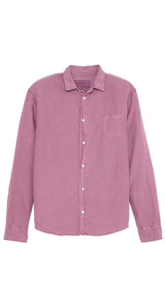 Frank & Eileen Limited Edition Luke Garment Dyed Oxford Shirt