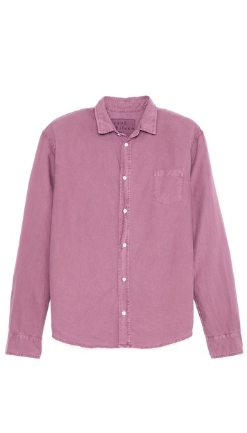 Frank & Eileen Limited Edition Luke Garment Dyed Oxford Shirt