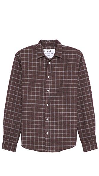 Frank & Eileen Plaid Flannel Shirt