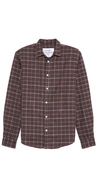 Frank & Eileen Plaid Flannel Shirt