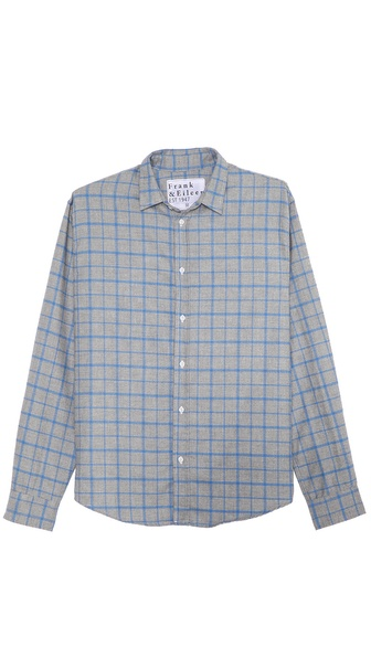Frank & Eileen Limited Edition Flannel Shirt