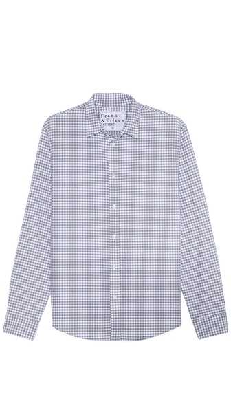 Frank & Eileen Gingham Oxford Sport Shirt