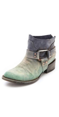 FREEBIRD by Steven Phoenix Low Dipped Booties