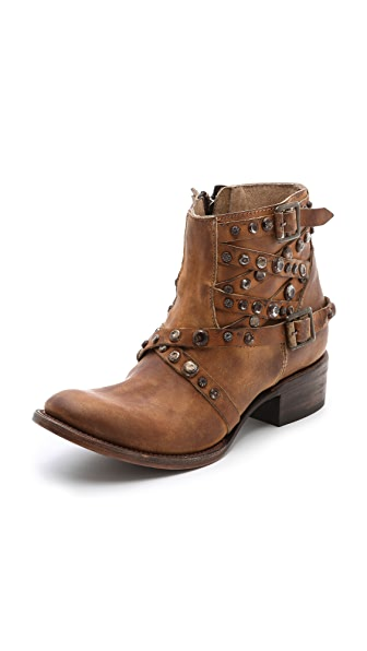 FREEBIRD by Steven Halo Studded Booties