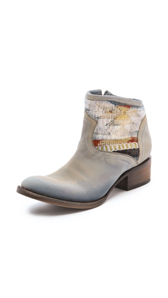 FREEBIRD by Steven Kano Low Dip Booties
