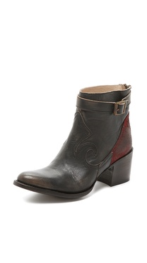 FREEBIRD by Steven Brick Western Booties