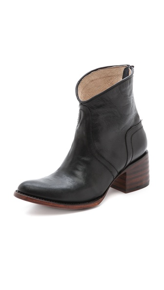 FREEBIRD by Steven Peak Zip Booties