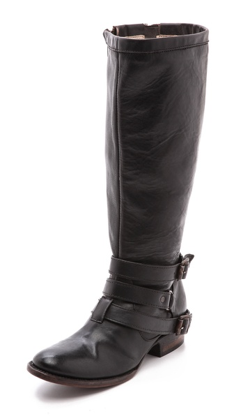 FREEBIRD by Steven Wrap Strap Boots