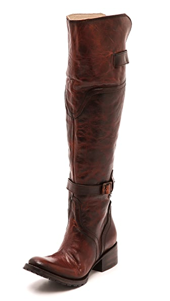 FREEBIRD by Steven Quebec Tall Boots