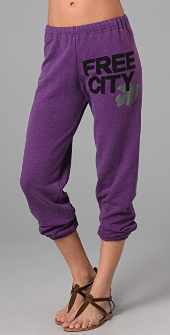FREECITY Superlights Sweatpants