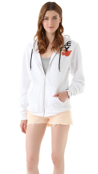 FREECITY FREECITY Zip Hoodie
