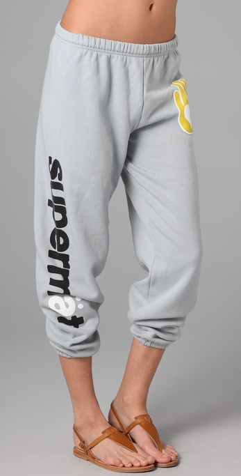 FREECITY Open Hand Sweatpants