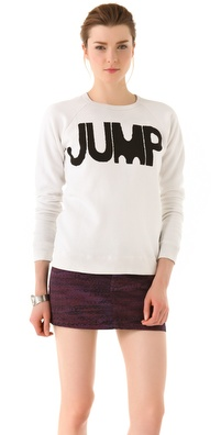 FREECITY Jump Raglan Sweatshirt