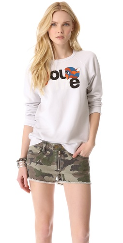 Kupi FREECITY You and Me Sweatshirt i FREECITY haljine online u Apparel, Womens, Tops, Tee,  prodavnici online